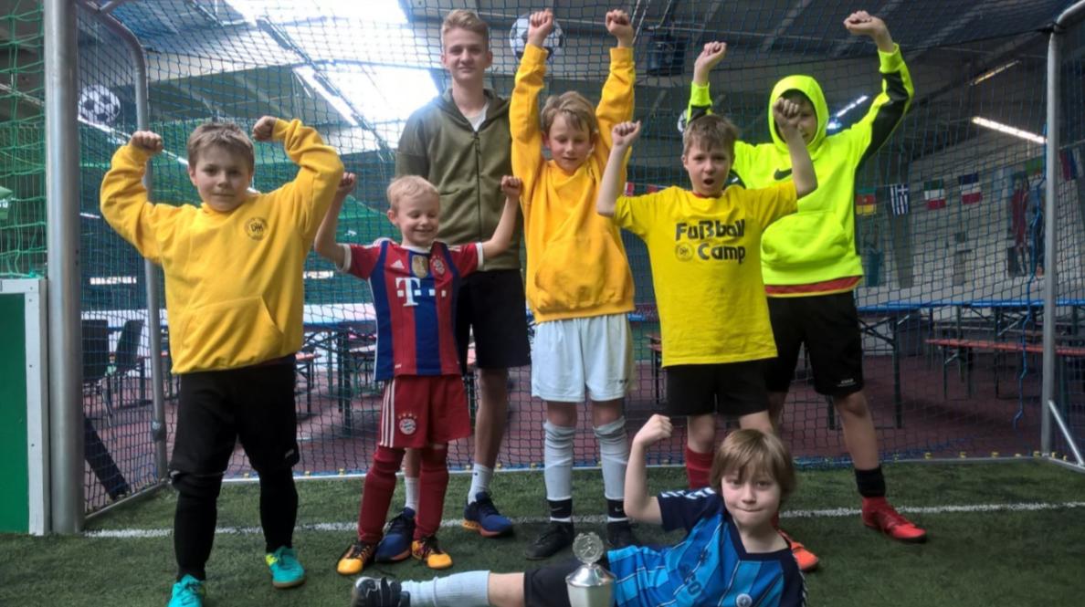OsterCamp DJK Durlach – Team Dänemark gewinnt WM Titel